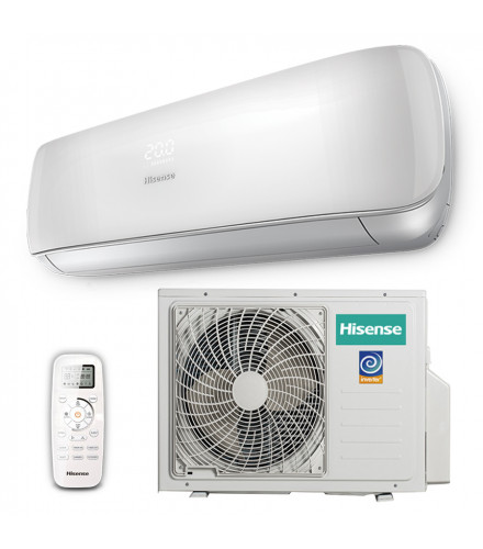 Кондиционер Hisense AS-10UR4SVPSC5G W Premium SLIM Design Super DC Inverter