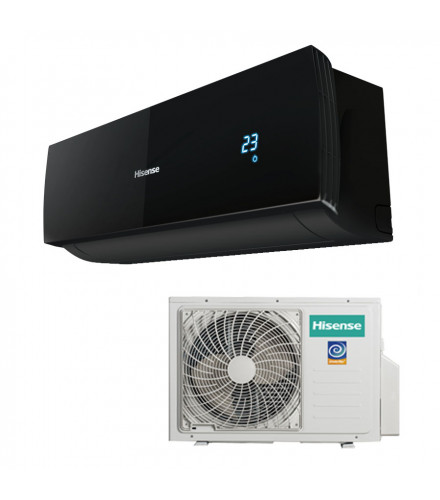 Кондиционер Hisense AS-09UR4SYDDEIB1 Black Star DC Inverter