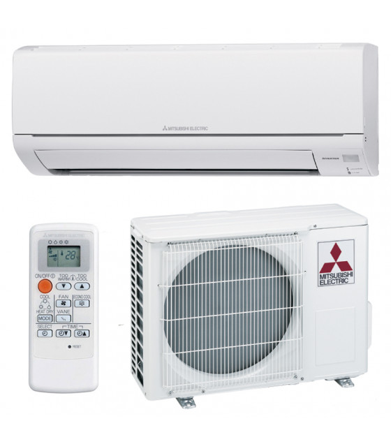 Настенный кондиционер Mitsubishi Electric MSZ-DM35VA Classic Inverter
