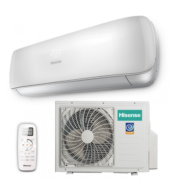 Кондиционер Hisense AS-10UR4SVETG67 Premium Design Super DC Inverter